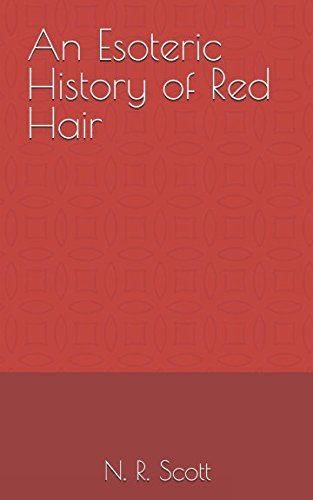 An Esoteric History of Red Hair Cover