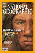 The October 2008 issue of National Geographic magazine